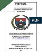Proposal Internet Sd 173327
