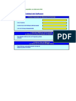 Métricas Calidad Software