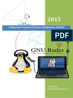 Ofdm in Gnu Radio