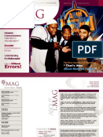 I-MAG Magazine - Issue 6 - Winter 2005