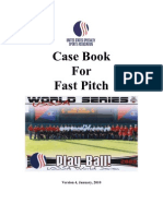 2010 USSSA Fast Pitch Case Book