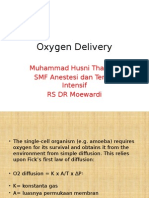 Oxygen Delivery