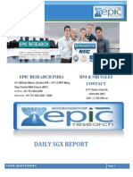 EPIC RESEARCH SINGAPORE - Daily SGX Singapore report of 03 February 2015
