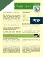 26_01_15 Treaty Women's Gathering Report[1]