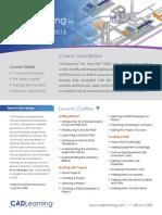 Cl Outline Autocad P-id 2013