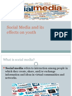 effects of social networking sites on youth