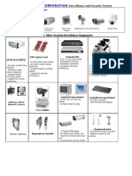 Pentasonic Corporation Surveillance & Security System