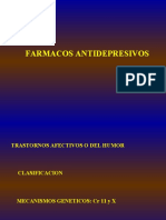 Farmacos Antidepresivos