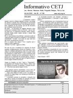 Informativo Mensal Fevereiro de 2015