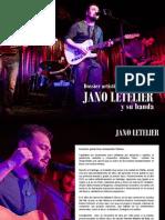 Dossier Jano Letelier Banda 2015