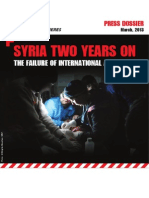 Syria Two Years on the Failure of International Aid So Far Final 201303141857