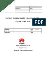 Huawei Bm622m&Bm623m&Bm626e&Bm636e Upgrade Guide