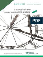 Secteur Bancaire Italien