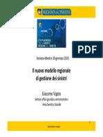 2015 Motore Sanità - Dott. Giacomo Vigato