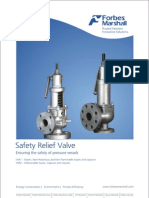 forbes marshall Safety Relief Valve Brochure FM.pdf
