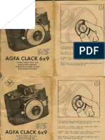 Agfa Clack Manual