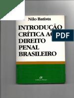 Princípios Do Direito Penal - Texto Nilo Batista