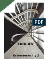 Tablas Estructuras 1-2