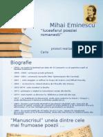 Mihai Eminescu.ppt