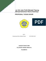 Proposal Pengolahan Ubi Jalar Menjadi Tepung.docx