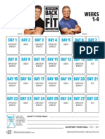 Bill Phillips Back to Fit Calendar