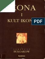 R-Bułgakow S.-ikona i Kult Ikony