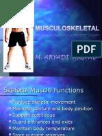 Mus Culo Skeletal