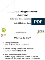 Busybox Integration on Android