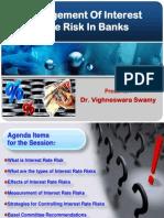 Interest rate risk Management at Bank.pdf