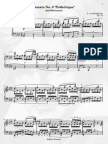 Beethoven Sonate No 8 Op.13 Pathetique 2.Sats