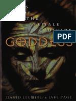 David Leeming & Jake Page - Mythos of the Female Divine Goddess