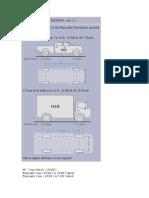 Loading of Light Trucks to AASHTO LRFD PED H5