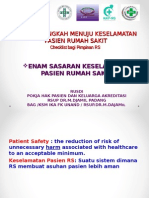 Patient Safety Kuliah Blok 4 2 Fk Unand 7 Langkah