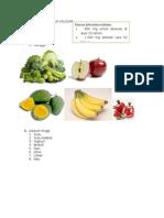 Bahan Makanan Kalsium & Hipertensi
