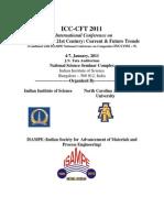 Icc Cft2011