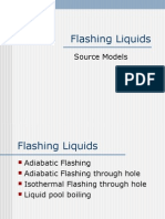 Flashing Liquids