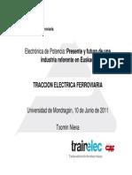 Trainelec Traccion Electrica Ferroviaria[1]