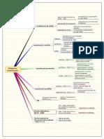 Mapa mental - Estágiario manutenção
