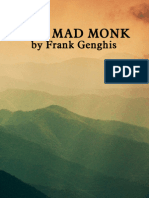 The Mad Monk by Frank Genghis 2015
