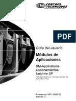 SM-Application - Guia de Usuario - Español