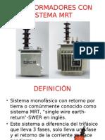 Transformadores Con Sistema Mrt1