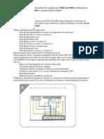 20 ACV BG 2000 S-SV Instructiuni Inlocuire Bloc Comanda CI 05.01.01 Ro