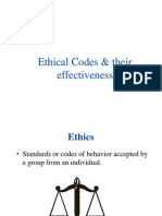 Lecture 10 Ethical Code in Professionalism