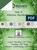 Malvern 2015