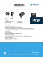 FloTron PEM / OES optical assemblies for use in PAPVD and PECVD/ALD, 2015