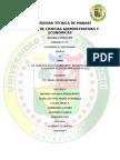 Proyecto de Economia Ecuatoriana Terminado