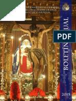 Boletín Anual 2015. Hermandad de Belén de Pilas