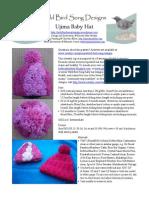 Ujima Baby Hat UK Terms
