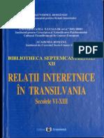 Morminte cu nişă cefalică descoperite la Alba Iulia (sec. XII-XIII). Contribuții privind istoria oaspeților occidentali în Transilvania
