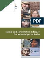 Media literacy Studies around the world